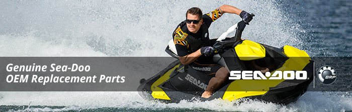 Genuine Sea-Doo OEM Replacement Parts