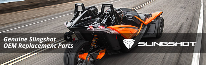 Genuine OEM Polaris Slingshot Parts